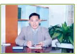 河南省劳动模范、公司董事长兼总经理刘德新
